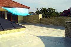 Waterproofing of roofs and roofing coverings