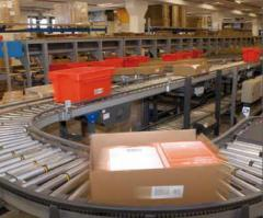 Warehouses with the assembly equipment. Full range
