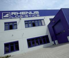 Services are warehouse. Full range of logistic