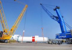 Transportation of pipes. Full range of logistic