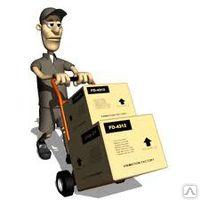 Курьерские услуги: промоакции и флеш мобы