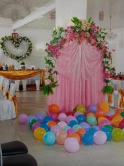 Services in Service of banquets