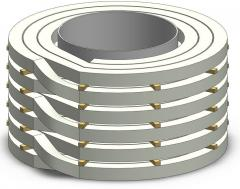 Замена алюминиевых силовых обмоток преобразователя