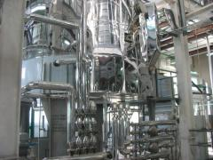 Isolation of pipelines and equipment stainless