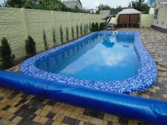 Строительство бассейнов под ключ,заказать,цена,Киев