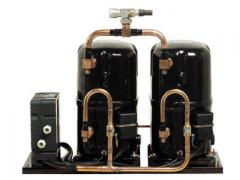 Ремонт промышленных холодильных установок, ремонт щитов управления технологических установок.