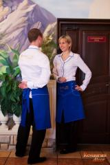Tailoring of uniform, Form for waiters