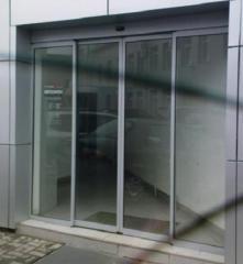 Сервисное обслуживание автоматических дверей, шлагбаумов в Краматорск, Донецкая область