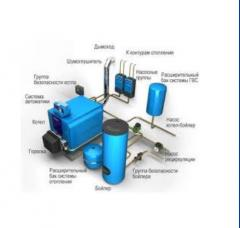 Проектирование систем отопления,