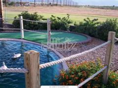 Design and construction of garden reservoirs,