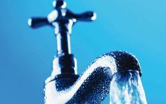 Purification of surface sewage