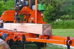 Wood processing. Sawing up of forest products,