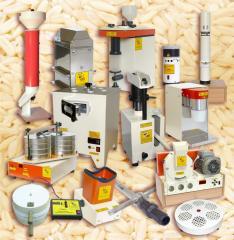Complex equipment of laboratories