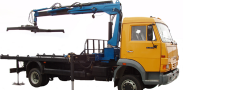 Services of the crane manipulator, Service of the
