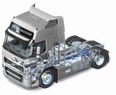 Сервис, диагностика и ремонт грузовых автомобилей и прицепов