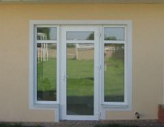 Балконные блоки 2650*1600