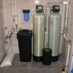 Водоподготовка,  монтаж систем водоочистки в...