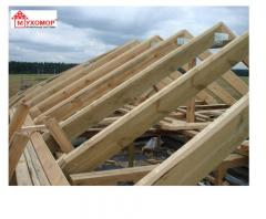 Calculation of need for roofing materials.