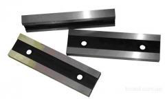 Изготовление ножей различных типов для рубки металла