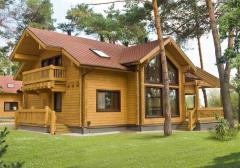Construction of cottages. Production, sale,