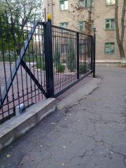 Ремонт и обслуживание автоматических ворот