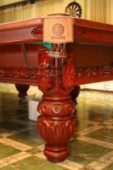 Turnkey billiard room