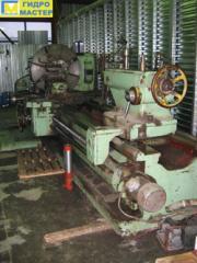 Работы токарные на станках ЧПУ