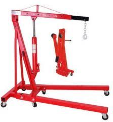 Crane garage hydraulic gander ren