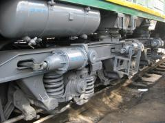 Repair of diesel starters