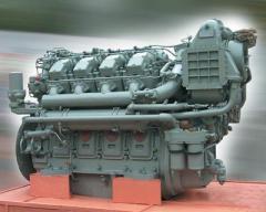 Замена двигателей тепловозов