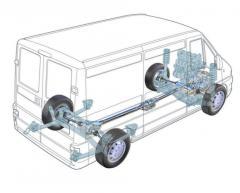 Ремонт и техническое обслуживание грузовиков.