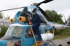 Maintenance of aviation equipment (TO)