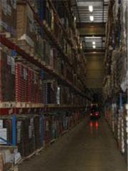 Warehouse services in storage of liquids