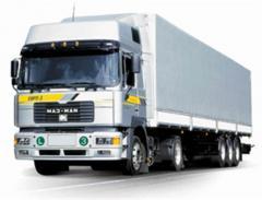Freight transportation Europe-Ukraine