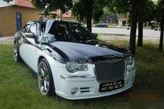 Lease of the car on a wedding Dnipropetrovsk Hire