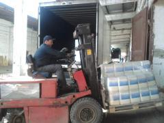 Delivery of goods across Ukraine