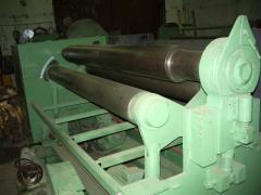 Вальцовка листового металла до 50мм