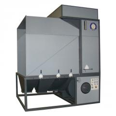 We render services in cleaning of corn, soy,