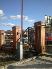 Ремонт и обслуживание автоматических шлагбаумов, роллетных систем