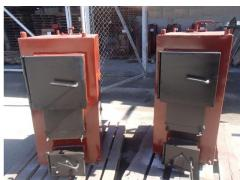 Installation of pyrolysis coppers, Installation of solid propellant coppers, services, installation
