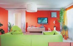 Services in interior design