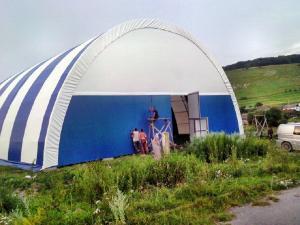 Изготовление и продажа палаток