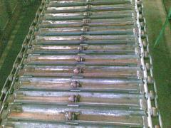 We make tape lamellar for feeders of CMK 352,