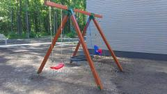 Construction of children's playgrounds