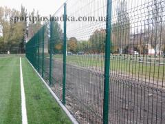 Laying of sports coverings for stadiums Kharkiv