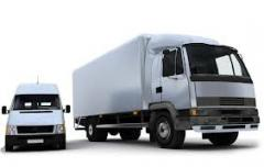 Transportation of goods. Cargo handling of the