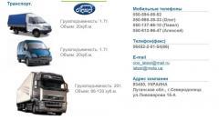 Транспортна обробка вантажів