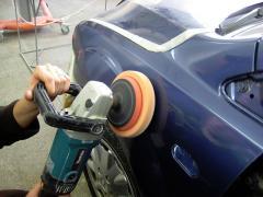 Полная Абразивная полировка Авто от 500 гривен
