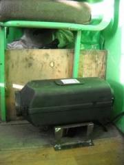 Установка Планар 44Д-24 на УРАЛ в вахтовку