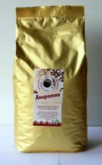 Доставка  жареный ароматизированный кофе в зернах